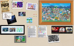 The Legacy Wall: Pokemon Teams of Years Gone By by RowanTS
