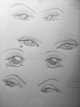 Eyes Of... by DeedoSwiftleaf