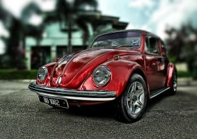 the new volks by arizaNur