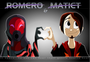 Commi: Romero and Matiet by s0s2