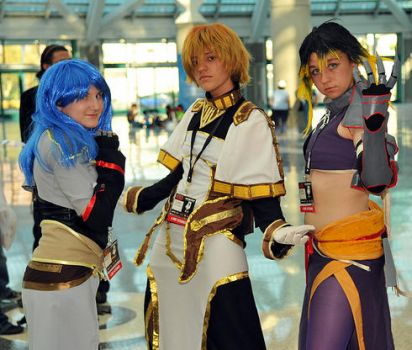 Best of our SO3 cosplay group by everything-anime