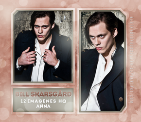 Photopack 18663 - Bill Skarsgard by southsidepngs