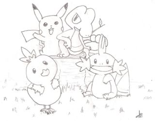 PokeGrupo by RoxasKD