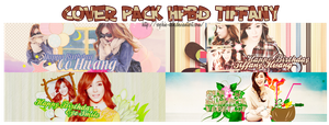 Cover Pack HPBD Tiffany by Sophie by sophie-ddh