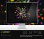 wallpaper 68 particles by zpecter
