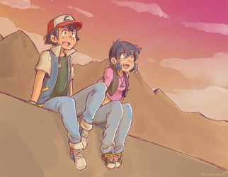 Kanto Dreamers by SkyDrew