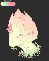 Limited Palette Dirk - Blooming by TheMockingCrows