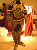 Ganondorf Costume by ThePrincessZelda
