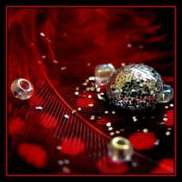 Silver And Red.... by Pjharps
