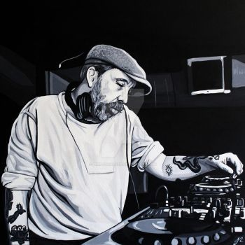 Andrew Weatherall by purposemaker