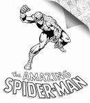 The Amazing Spiderman 01 by J-Ro-20