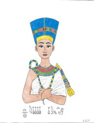 Beautiful are the Beauties of the Aten by EmpressofHeaven