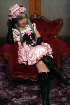 BB : Little Mistress by Ruby-Lily