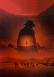 Red Dead Redemption 2 poster/cover (NO TEXT) by iFadeFresh