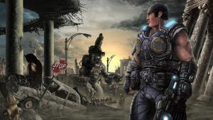 Gears of War: Marcus by RKDNStudios
