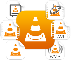 iOS style VLC icons by ChilliTrav