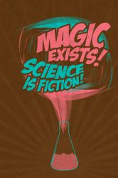 SCIENCE IS FICTION by SocialAnomaly