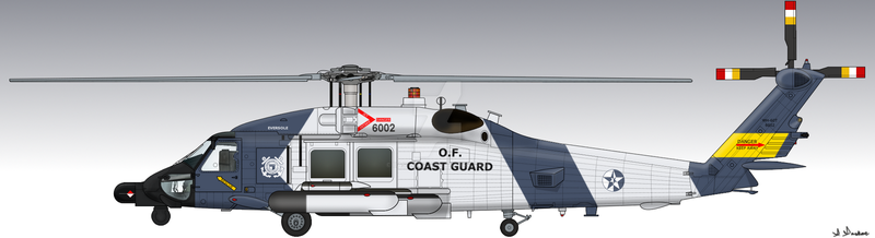 MH-60T Jayhawk Traditional by Basilisk2