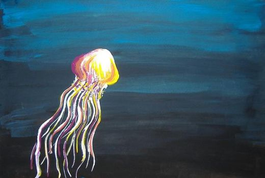 Stinger Jellyfish by Zolena