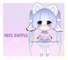 FREE raffle adopt - CLOSED by Red-head-adopts