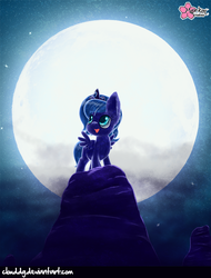 Child of the Moon by CloudDG