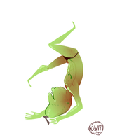 The Dancing Pear of Salamanca by WaxBottle