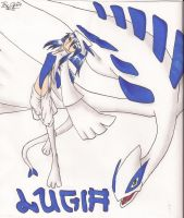 LUGIA by TheOpiie