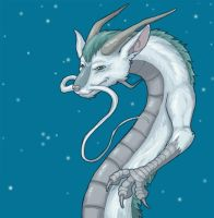 Haku by fuzzbuzz