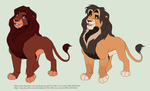 Lion Adopts - CLOSED by Nala15