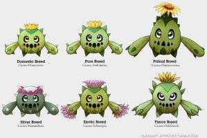 Cacnea Variations