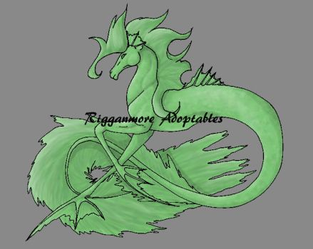 Hippocampus by rigganmore