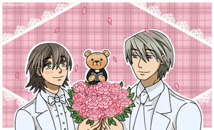 Junjou Wedding by Teddybear-93