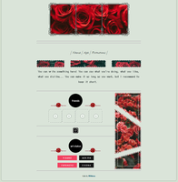 f2u - red rose non-core custombox by Eliktras