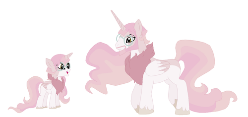Younger and Adult version by RivertailofRiverclan