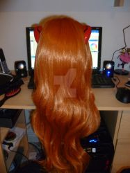 Wig Test - Asuka by LostCause26