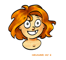 Huevember Day 6 by pinearts