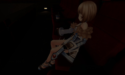 Date Request Soulmourn And Blanc Movie Time by ruben999