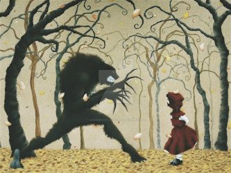 Little Red Riding Hood by ShannonStamey