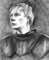 Brienne of Tarth - FanArt by MsRiin