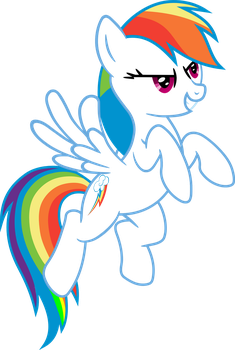 Rainbow Dash by Pantera000