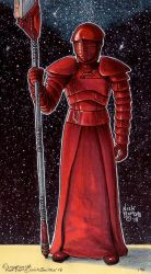 Elite Praetorian Guard ( Fifth Guard ) by Phraggle