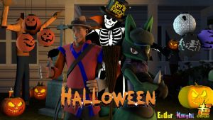Guitar and Lucario Halloween Event Model not dowlo by untar230