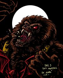 Day 3 Grizzlor by chachaman