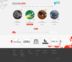 Agency Mockup design by salmanlp