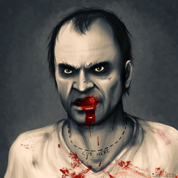 Blood thirsty by Lapruccia