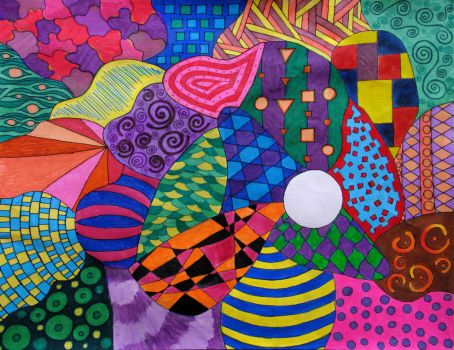 Crazy Quilt 2:Electric Bugaloo by cheep