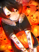 Happy Halloween! by CHARIKO