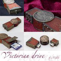 Victorian Drive by AlladdinSE