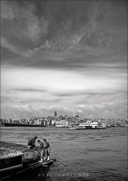 working IN istanbul by oscarsnapshotter