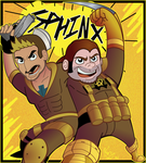 :Venture Bros: Go Team Sphinx: by TheBealeCiphers